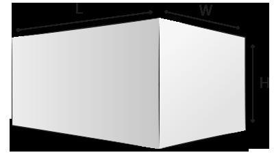 Shami Products box منتجات شامي