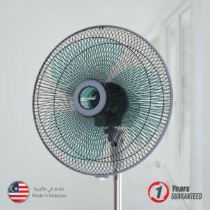 """Ahda 16"""" Stand Fan"""