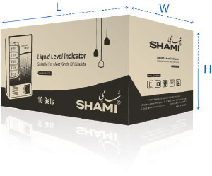 shami Liquid Level Meter